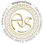 Logo AVS_doporučeno